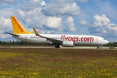 TC-ADP Pegasus Boeing 737-82R(WL) (Cato Lien) Tags: pegasus boeing osl gardermoen engm b738 tcadp