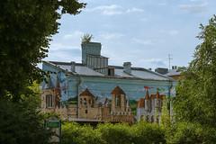 St. Petersburg, fairytale castle (nikolaeffvs) Tags: castle zeiss graffiti petersburg carl planart1485