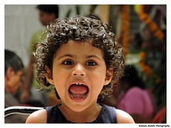 Cute Kid (Raman_Rambo) Tags: portrait india cute beautiful smile kids portraits naughty children photography kid eyes child indian innocent cutie innocence laughter maharashtra curious cuteness mumbai curiousity raman adolescence ramansharma ramansharmadombivli