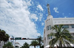 Tiffany Spire (goodnessgraci0us) Tags: restaurant hotel miami miamibeach tiffany southbeach sobe collinsavenue toddoldham