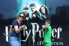 Harry Potter  Saint-Denis (Djuliet) Tags: expo harrypotter saintdenis citducinema