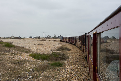 Captain Howey on Dungeness Loop