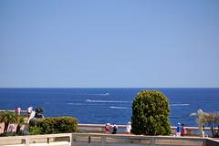 The sea in Monte Carlo (Yuri Rapoport) Tags: themediterraneansea 2012 montecarlo monaco