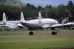 Breitling (Super Constellation Flyers) Lockheed L-1049F Super Constellation HB-RSC (Martin Oertle) Tags: breitling super constellation flyers lockheed l1049f hbrsc kambui brn bern