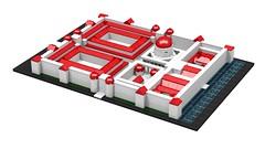 Mini Dioklecijanova palaca (Isundov) Tags: lego legoideas moc legocreations