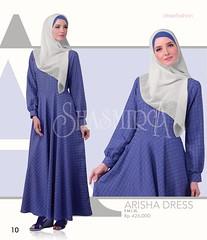 New Arrival!!   SJARME OBSERFASHION  Code      : Aristha Dress Material : Katun Yanded Color      : Biru Size        : S M L XL Price      : IDR 425k  LIMITED STOCK!! Order Now at Working Hour  Contacts :  +628982956050 5AC92755  Follow : @shasmirahazna (firaya_azzahra) Tags: abaya palembang tuniq shasmirahaznapalembang shasmirapalembang busanamuslimah moslemwear blouse shasmira vest gamis tunik blus longdress cardigan dress bolero