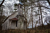 Ink (Rodney Harvey) Tags: abandoned church ink missouri bluff ridge rural decay baptist bell tower
