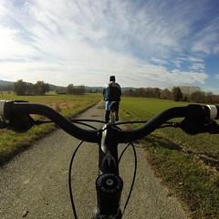 Morzano di Roppolo | Viverone | Piemonte | Italia (Boeris Bikes) Tags: boeris biciclette piemonte italia mtb mountainbikes escursione cielo campagna morzano viverone
