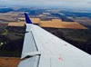 Wing View Wednesday (Nate Nickell) Tags: deltaairlines deltaconnection delta skywest skywestairlines airline airlines bombardier crj200 bombardiercrj200 crj regionaljet airplane plane jet airliner jetliner aircraft airplanespotting planespotting aviation aviationphotography travel transportation flying flight airtravel airtransportation wing wingview airplanewing grandforksinternationalairport grandforks northdakota grandforksnorthdakota n659br