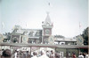Disneyland 1967 (jericl cat) Tags: disneyland 1967 1960s main street station disney anaheim