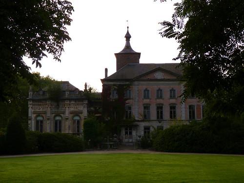 Château Borgwal à Vurste
