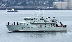 60 Grizzly (John W Olafson) Tags: rcn navy royalcanadiannavy orcaclass coalharbour vancouver