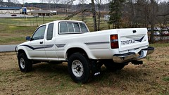 Toyota SR5 (Dave* Seven One) Tags: toyota sr5 pickup toyotapickup 30l v6 extendedcab 4x4 4wd 1992 1990s classic