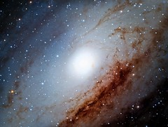 M31 (Inner Space and Outer Space) Tags: m31 andromeda planewave astroimaging astronomy astrometrydotnet:id=nova1880794 astrometrydotnet:status=solved