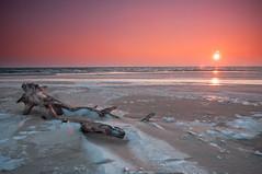 DSC_5496 (Adam Gołąbiewski) Tags: sunset hel peninsula poland pomeranian sun hitechreverse gnd cokin