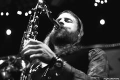 Stolen Rhodes (92alegna) Tags: stolenrhodes concer gig teenageheadmusic thm blancoynegro bw southern southernrock america saxofon