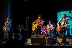 Recording Star Final, 2017 (2) (L. M. Bernhardt) Tags: buenavistauniversity bvu music show concert indoor people performer musician stage guitar