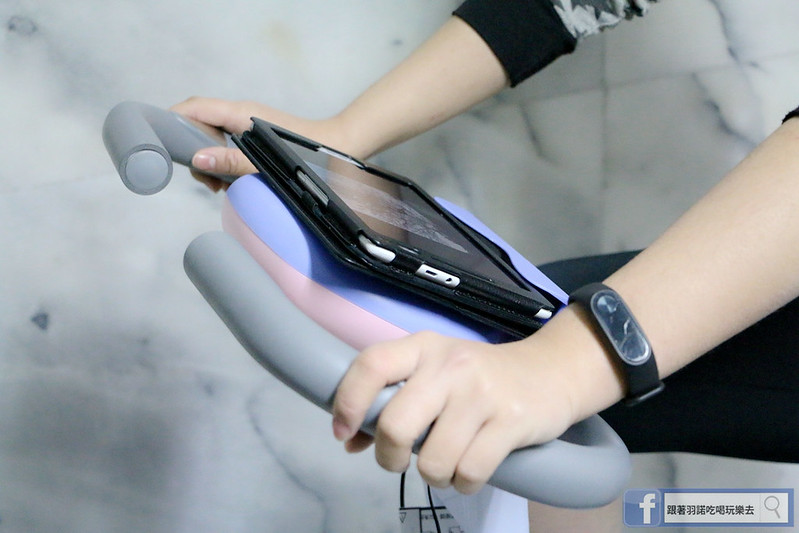 ThinksSport Bike915健身車靜音磁控居家運動33
