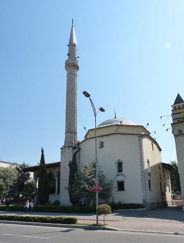 Tirana, Et'hem Bey-mecset