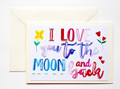 I love you to the moon and back handmade greeting card (roisin.grace) Tags: greetingcards greetingcard handpainted handmade handmadecards handpaintedcards etsy etsyseller etsyshop etsyhandmade etsyfinds lovecards valentinesday valentines valentinescard iloveyoutothemoonandbackcard iloveyoutothemoonandback lovecard
