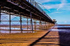 Southport pier (georgiabowden) Tags: southportpier