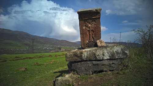 Khachkar by Dsegh