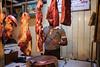 Butcher - Yagon, Myanmar (Maciej Dakowicz) Tags: people asia downtown market yangon burma meat butcher myanmar rangoon
