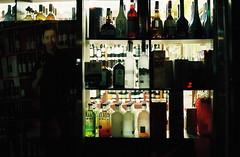 2150/1801 (june1777) Tags: street light window night zeiss g snap contax 400 carl seoul vista g2 f2 kyocera agfa 45mm planar jongro gplanar