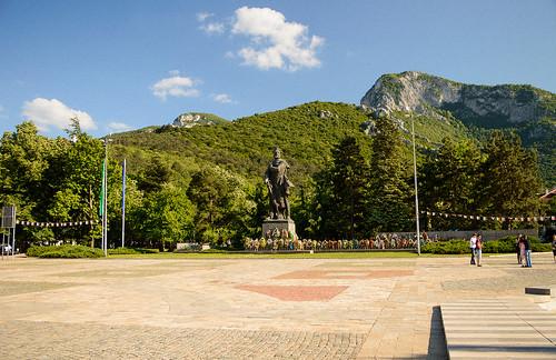 Square Hristo Botev, Vratsa