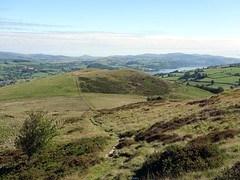 """Looking back towards Bala Lake • <a style=""""font-size:0.8em;"""" href=""""http://www.flickr.com/photos/41849531@N04/19159823170/"""" target=""""_blank"""">View on Flickr</a>"""