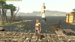 Constantan Platemail Armor Front (unicornslady@ymail.com) Tags: screenshot armor ultima mmorpg mmo lordbritish richardgarriott platemail constantan shroudoftheavatar
