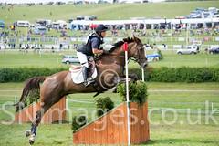 Worcestershire rider Rosie Thomas