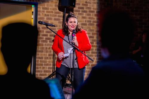 Annie Buckeridge MC TEDxYouth@Bunbury