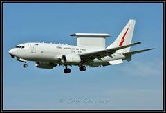 A30-004 Royal Australian Air Force (Bob Garrard) Tags: force air australian royal boeing 737 wedgetail e7a 7377es a30004