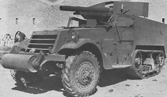 M3 Gun Motor Carriage (Date and location unknown)