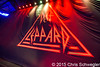 Def Leppard @ DTE Energy Music Theatre, Clarkston, MI - 07-17-15