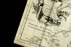 1750.  Onbekende deelen - Unknown territories (breboen) Tags: california old america paper book ship map discovery