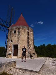 Le moulin de baudet (Rudy Pické) Tags: france paca fontvieille hello