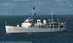 USS Potomac 6-2016 (daver6sf@yahoo.com) Tags: portofsanfrancisco potomic yacht
