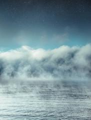 Smoke on the water (a.rintala) Tags: sea balticsea sky seasmoke finland ourfinland ourhelsinki visitfinland visithelsinki vsco fujifilm fuji fujixpro1 xpro1 xphotographer xphoto