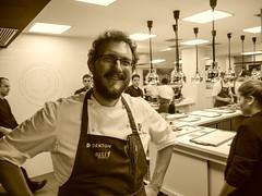 Head chef, Mugaritz!