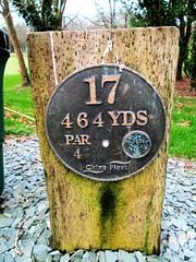 China Fleet Golf Course 17th (Bridgemarker Tim) Tags: 17 chinafleet golf plymouth cornwall saltash