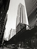 Elevated (johnlishamer.com) Tags: 2016 2017 35mm bw ddx ilfordhp5plus400 lishamer nikonfa slr chicagoil city cityscape film johnlishamercom orangefilter pushedto800 skyscrapers urban winter