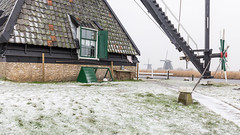 Kinderdijk today. (Wim Boon Fotografie) Tags: wimboon kinderdijk winter snow canoneos5dmarkiii canonef1635mmf4lisusm cold