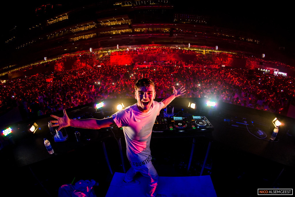 Martin Garrix @ Sensation - Source of Light Dubai
