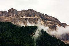 Val Gardena - After the rain (vincos) Tags: dolomites landscape trees mountains italy trentinoaltoadige valgardena