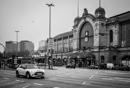 Hamburg. Dammtor
