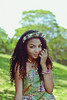 🌺Any Gabrielly🌺 (TheJennire) Tags: photography fotografia foto photo canon camera camara colours colores cores light luz young tumblr indie teen people portrait editorial girl moana anygabrielly face summer curlyhair hair cabello pelo cabelo eyes green nature flowers