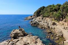 Cala Banys (Bernard Bost) Tags: canon france espagne spain catalogne catalonia mer sea méditerranée mediterranean