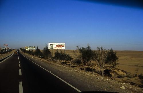 "Ägypten 1999 (754) Alexandria: Desert Road • <a style=""font-size:0.8em;"" href=""http://www.flickr.com/photos/69570948@N04/32019934374/"" target=""_blank"">Auf Flickr ansehen</a>"